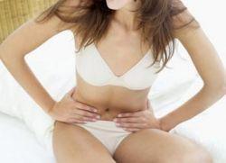 siara podczas menstruacji