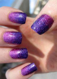 manicure o różnych kolorach 3