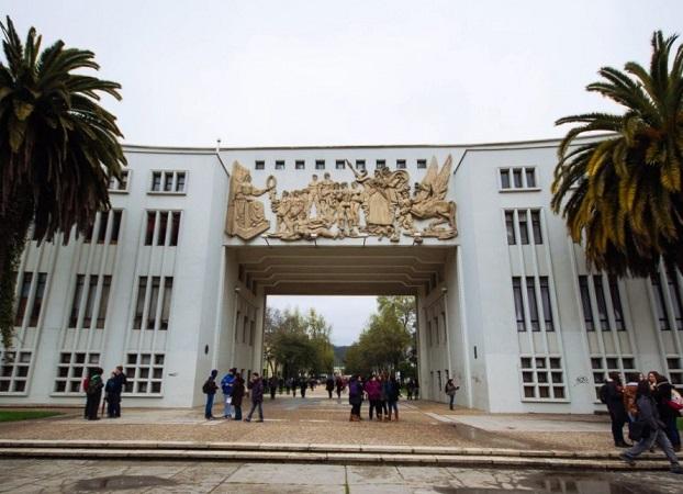 Университет Консепсьон - старейшее высшее учебное заведение Чили