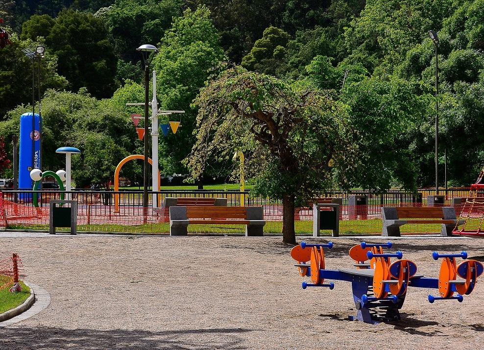Парк Эквадор