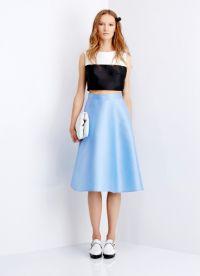 kuželová sukně 6
