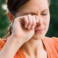 контактне леће штете
