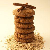 ciasteczka owsiane z cynamonowym przepisem