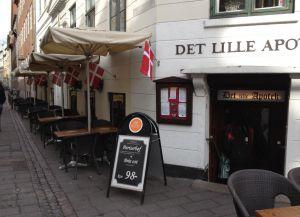 Ресторан Det Lille Apotek