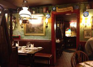 Интерьер ресторана Det Lille Apotek