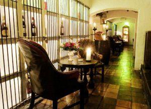 Ресторан St. Gertruds Kloster интерьер