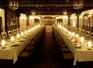 Ресторан St. Gertruds Kloster - банкетный зал