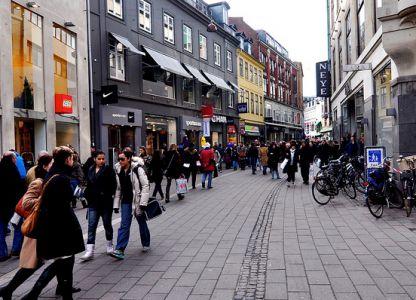 Шопинг в Копенгагене