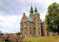 Замок Розенборг - королевская сокровищница