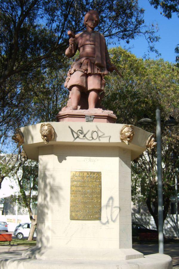 Pomnik Juana Godu
