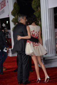 Клуни гордился красивой и умной супругой