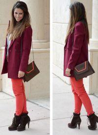 Barva korálků v oblečení 8
