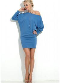 chabrowy niebieski dress7