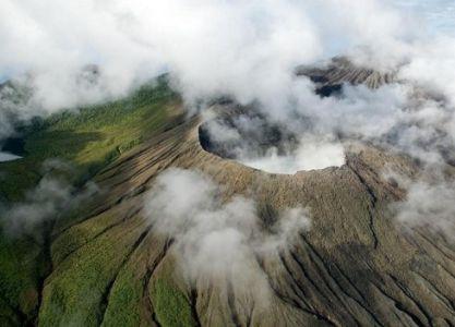 Вулкан Ринкон-де-ла-Вьеха