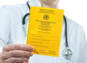 Международное свидетельство о вакцинации