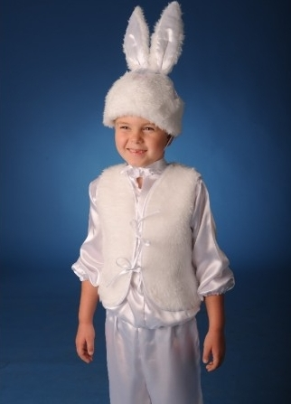 Kostim od zeca za dječaka