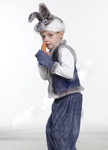 Kostim zec za dječaka 14