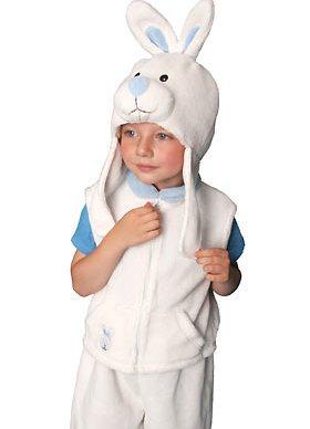 Kostim zec za dječaka 10