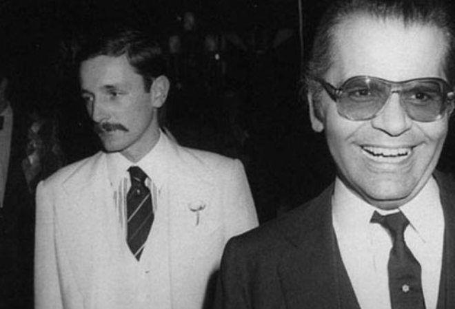 Карл Лагерфельд впервые рассказал о романе с Жаком де Башером