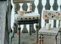 Pokrowce na krzesła w kuchni14