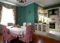 Pokrowce na krzesła w kuchni4