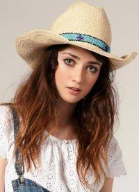 kovbojský klobouk 16