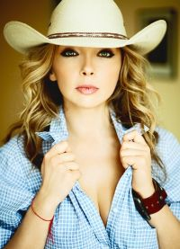 kovbojský klobouk 18