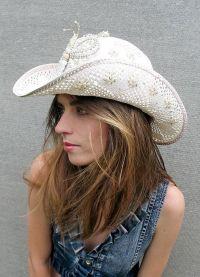 kovbojský klobouk 20