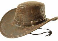 kovbojský klobouk 4