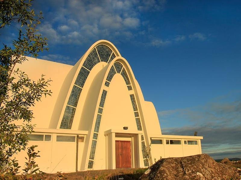 Церковь Коупавогюр