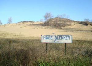 Холм Hoge Blekker