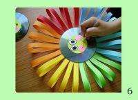 řemesla ze slunce na disku 6
