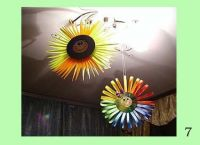 řemesla ze slunce disku 7