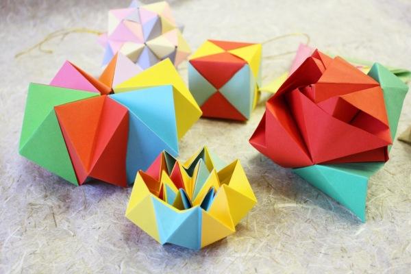 занаяти от цветна хартия и картон 8