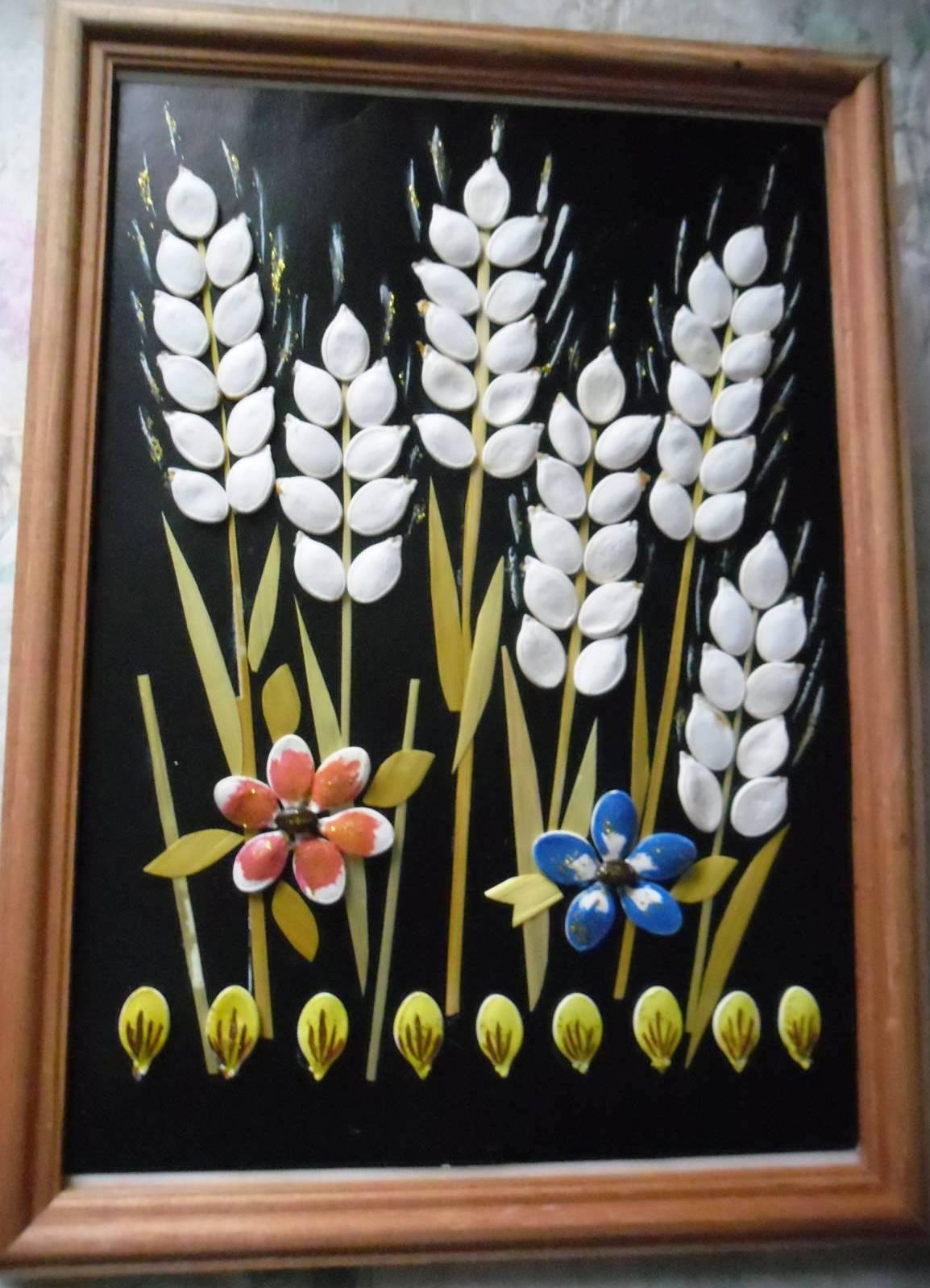 Dýňová semínka řemesel9