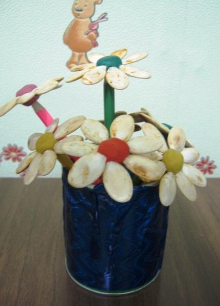 řemesla z dýňových semen1