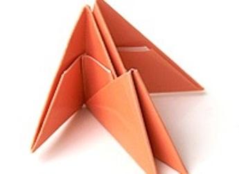 obrti iz trikotnih modulov fotografija 8