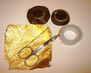 красиви занаяти от бонбони 1