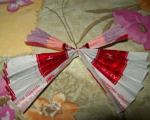Детски занаяти от бонбони 3