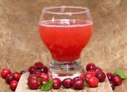 sok żurawinowy z zapaleniem pęcherza moczowego