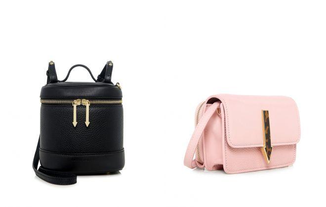 брендовые сумки кросс боди
