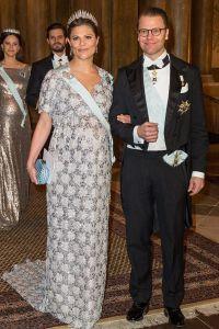 У принцессы  Виктория и ее супруга принца Даниэля 2 марта родился сын