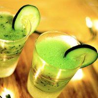 napój odchudzający ogórki