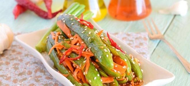 Korejski krastavci kimchi