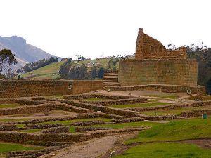 Крепость инков Ингапирка