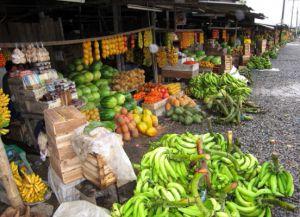 Кухня Эквадора - фрукты