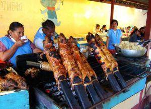 Кухня Эквадора фаст-фуд