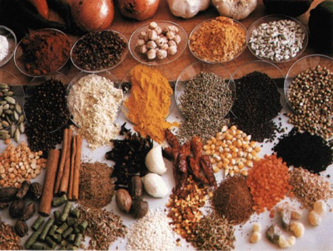 Специи в кухне Эфиопии