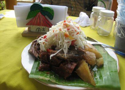Бахо - блюдо из говядины