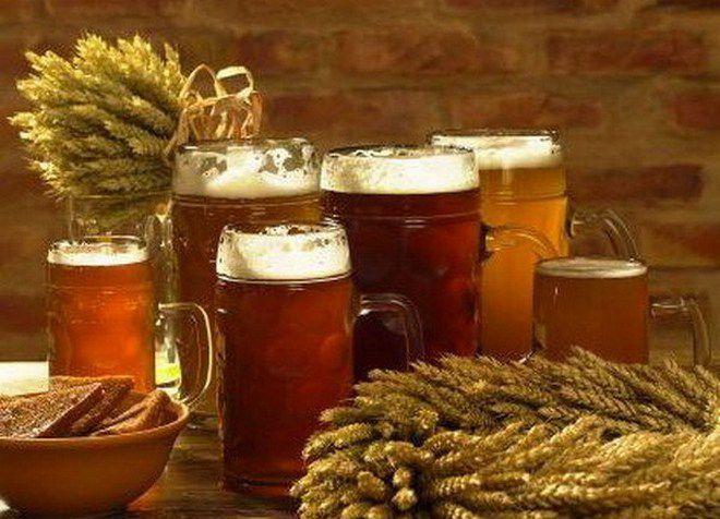 Латышское пиво славится своим высоким качеством
